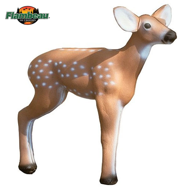 Flambeau Foam Fawn Predator Decoy