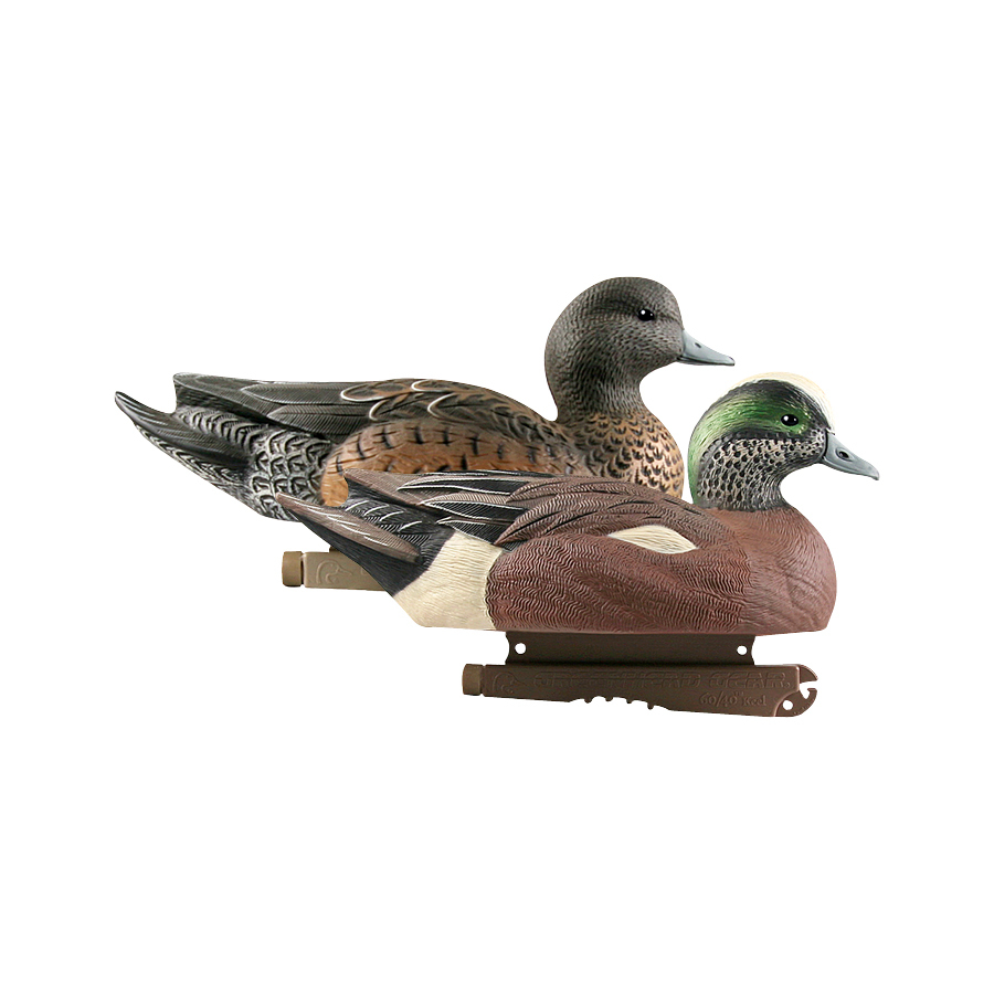 Avery GHG Life Size Wigeon Decoys Pk6