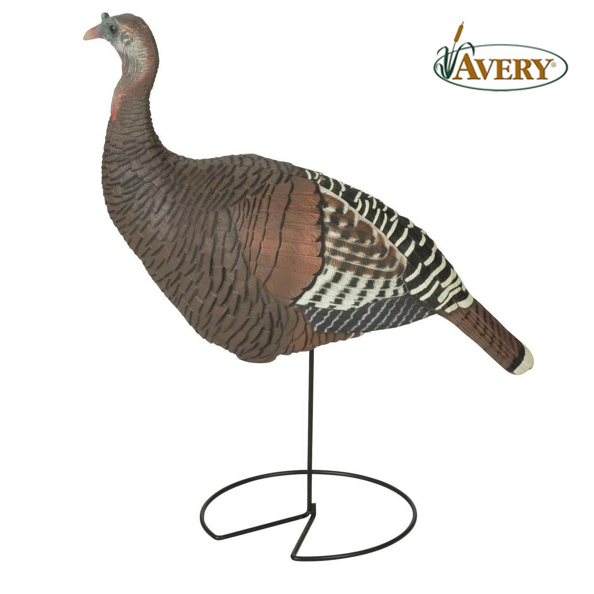 Avery GHG Upright Hen Decoy Merriam Single