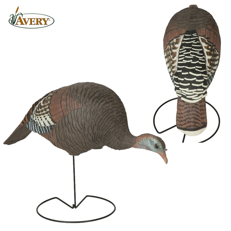 Avery GHG Feeding Hen Decoy- Rio Grande (Single)