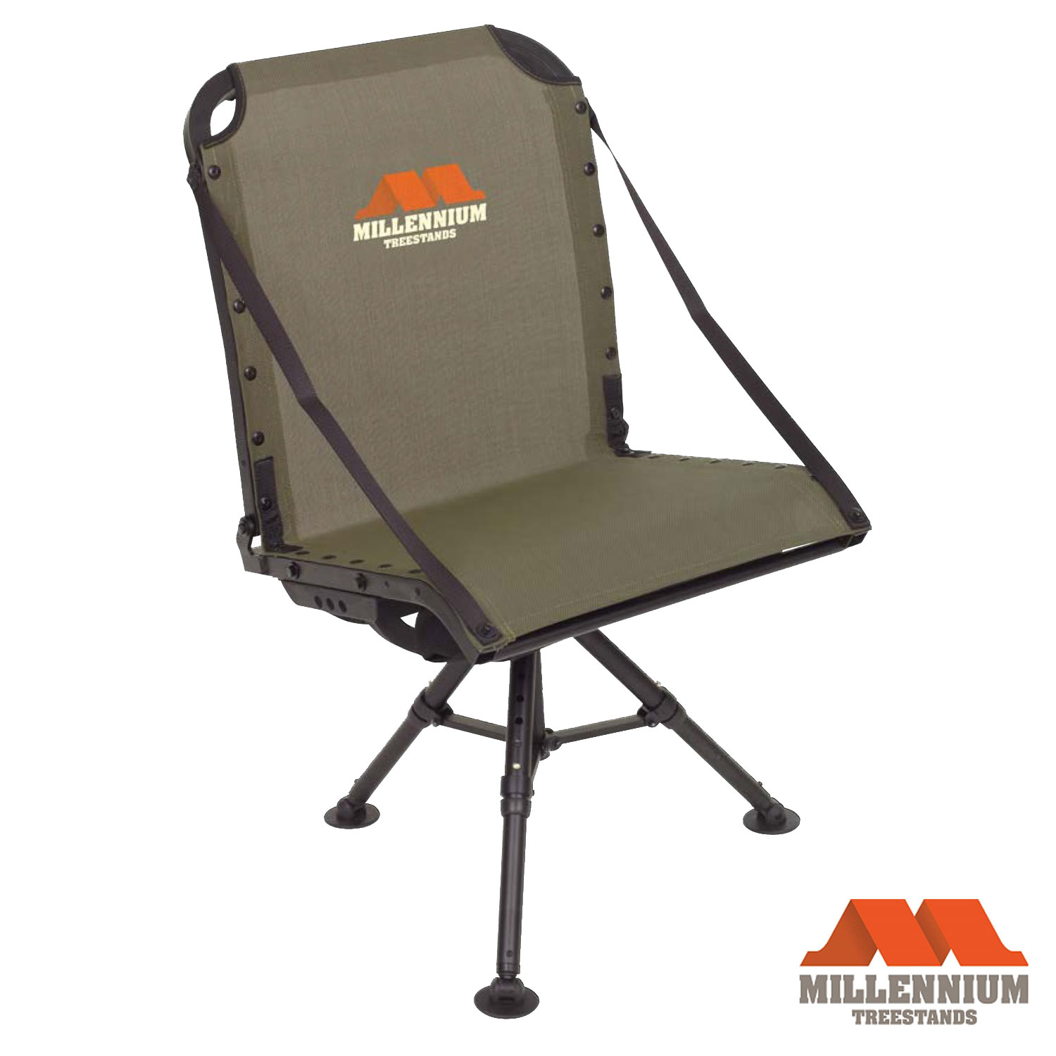 Millennium Ground Blind Chair w/ Leveling Legs thumbnail
