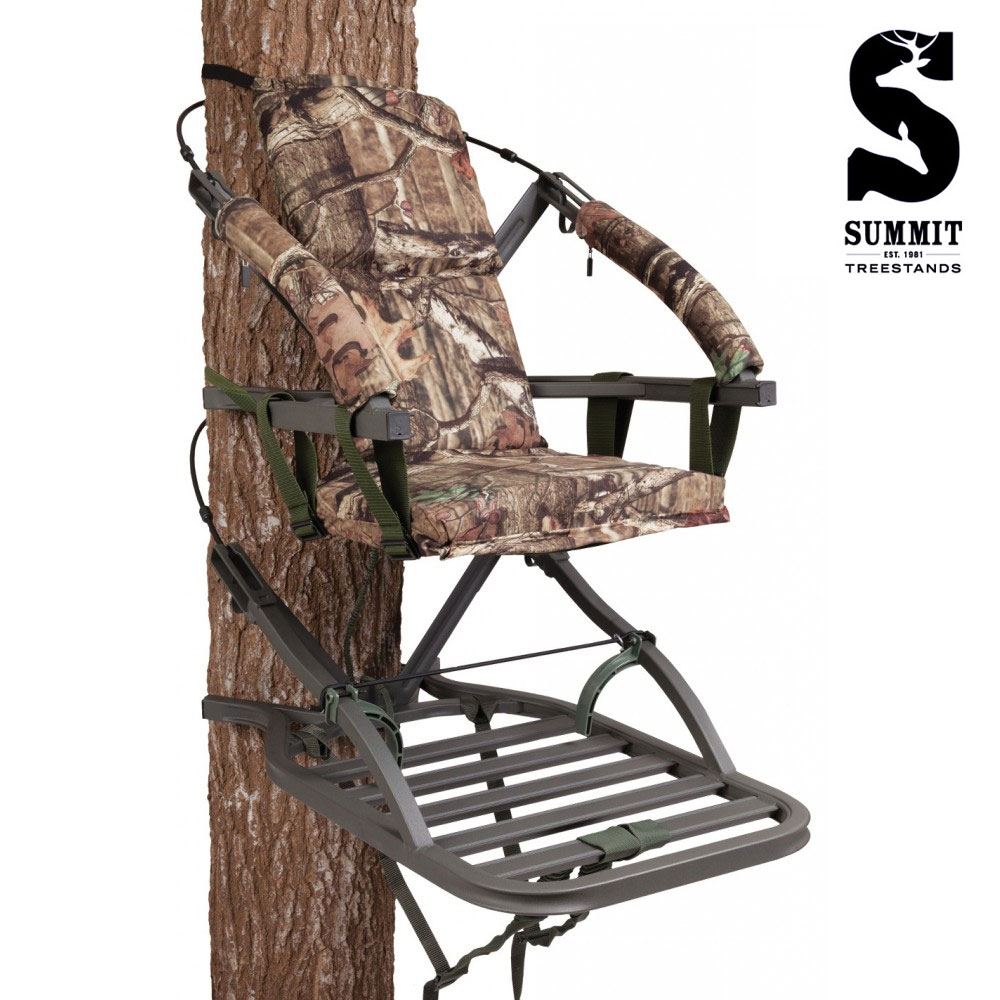 Summit Cobra Hang-On Tree Stand- MOINF thumbnail