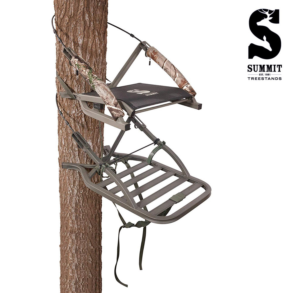 Summit Sentry SD Open Front Climbing Tree Stand thumbnail