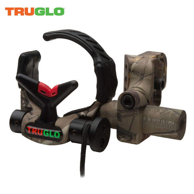 TruGlo Up Draft Limb-Driven Drop-Away Arrow Rest- RTX