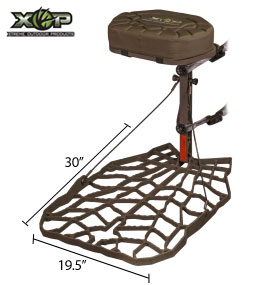 XOP Air Raid Hang On Tree Stand
