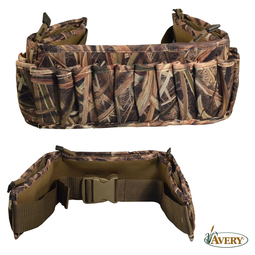 Avery Outdoors Neoprene PowerBelt MOSGB
