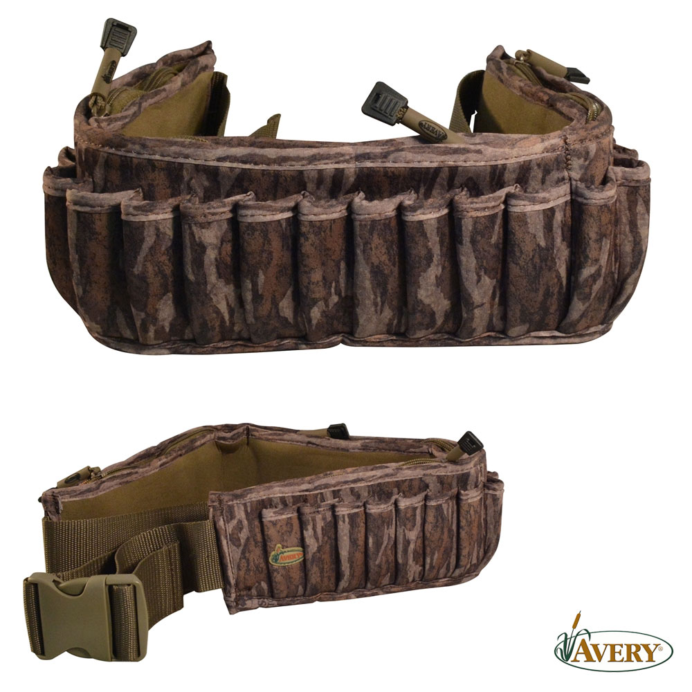 Avery Outdoors Neoprene PowerBelt MOBL