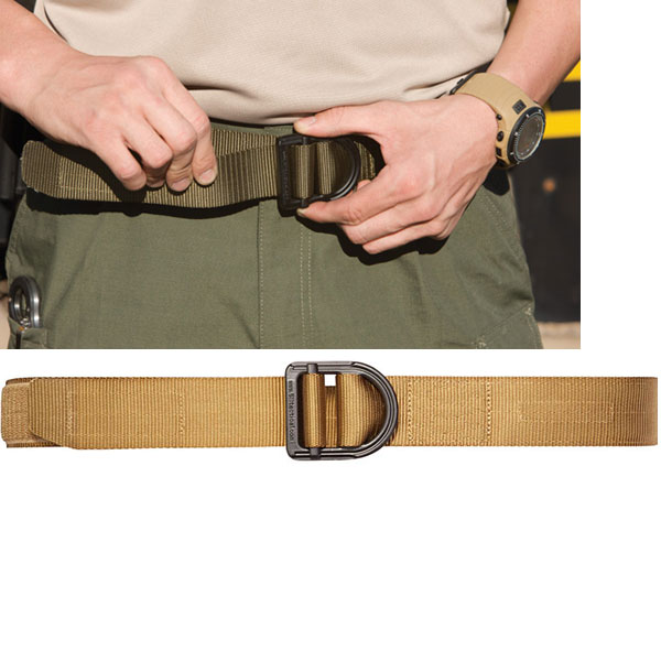 511 Tactical Operator Belt MED 1 34in Wide Coyote