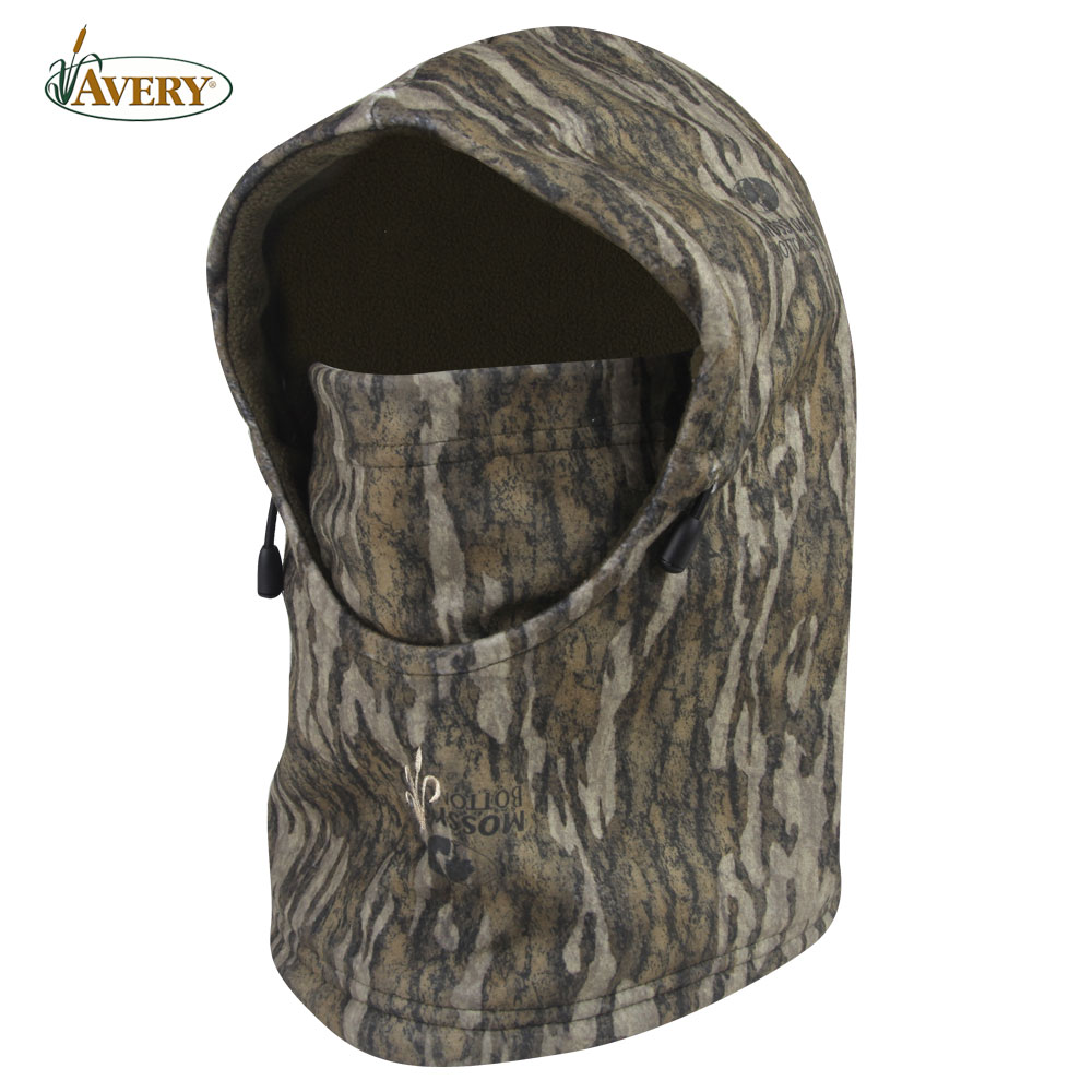 Avery Outdoors Fleece Yukon Hood MOBL