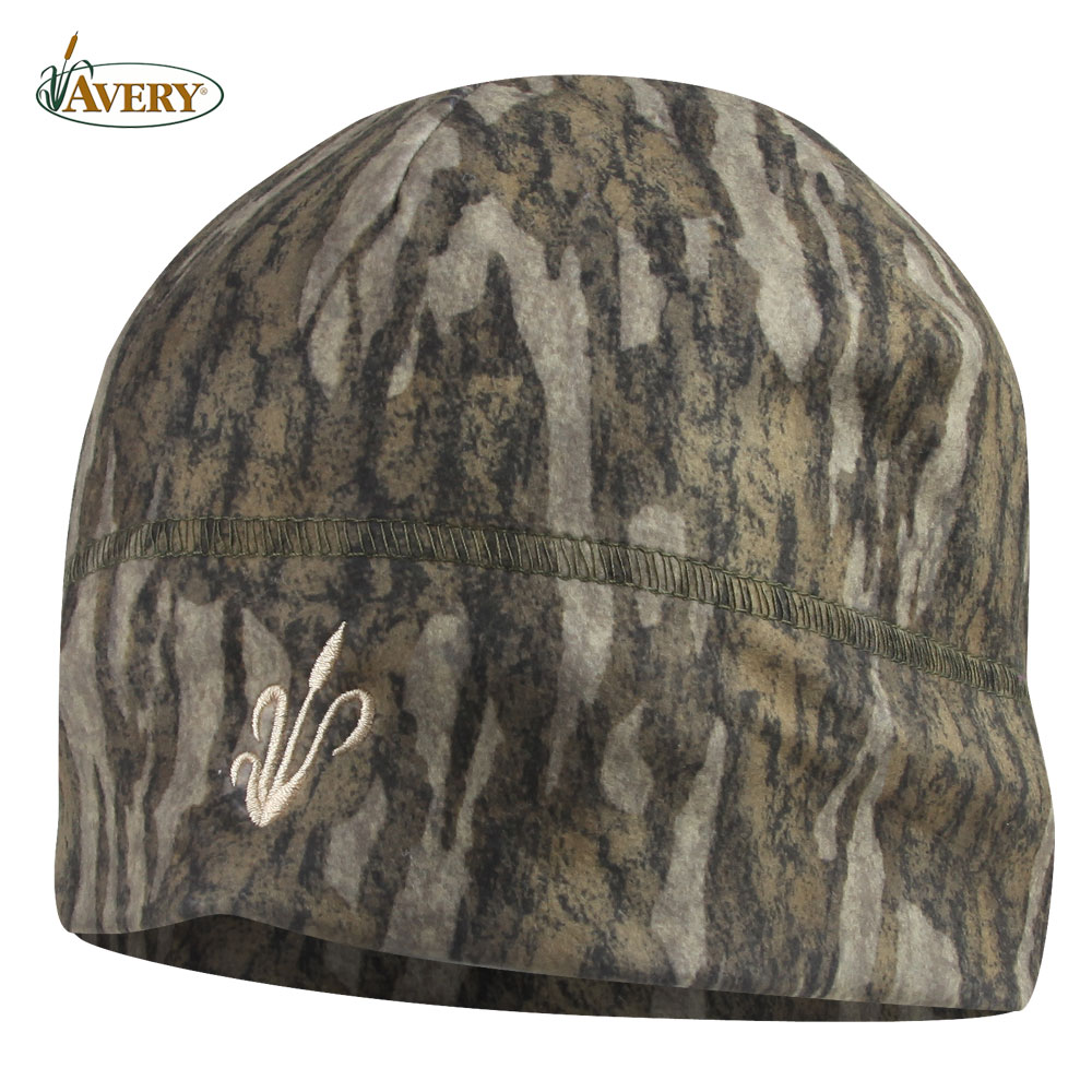 Avery Outdoors Windproof Fleece Skull Cap MOBL