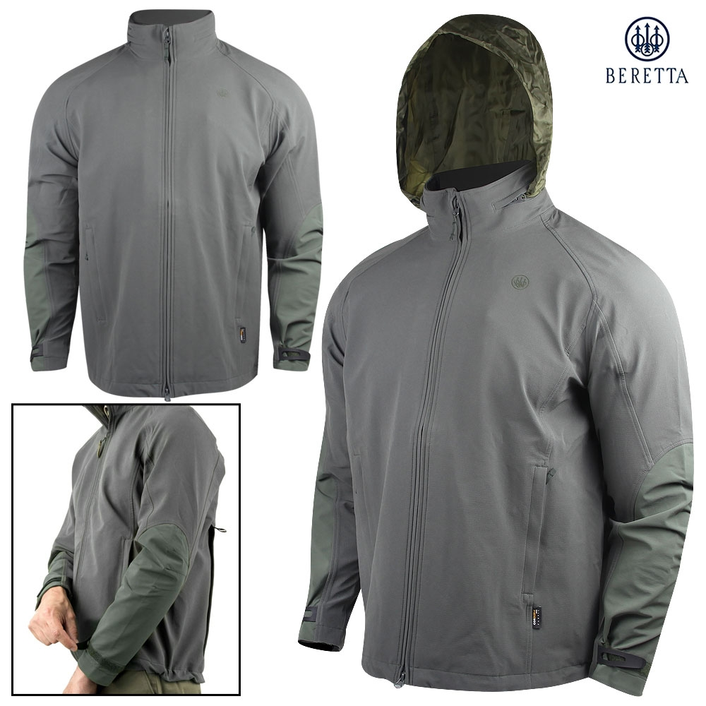 Beretta Active WP Hunt Jacket 2X Green