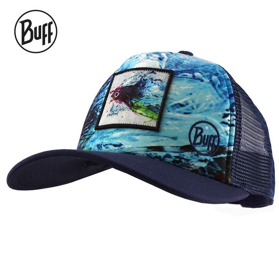 Buff USA Fishing Bug Slinger Trucker Cap- Warpaint