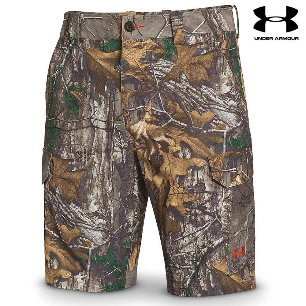 Under Armour Fish Hunter Shorts (36)- RTX