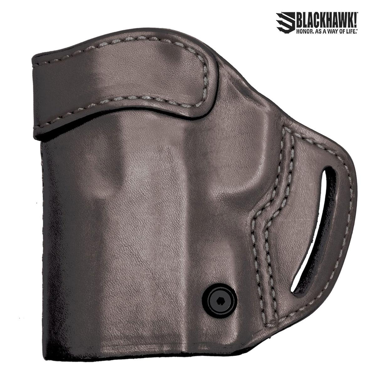 Blackhawk Leather Compact Askins Holster Glock 20/21 LH (03)- Black
