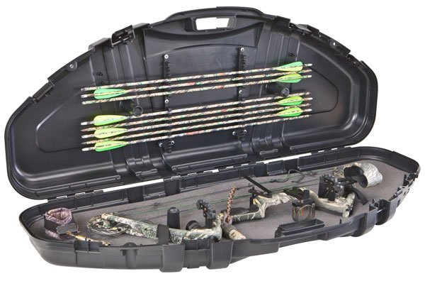 Plano Protector PillarLock Bow Case - BLACK thumbnail