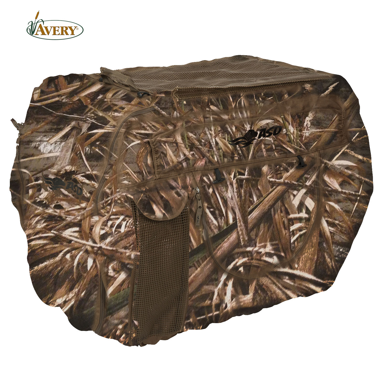 Avery Outdoors Bug Out Kennel Cover L RTMX 5