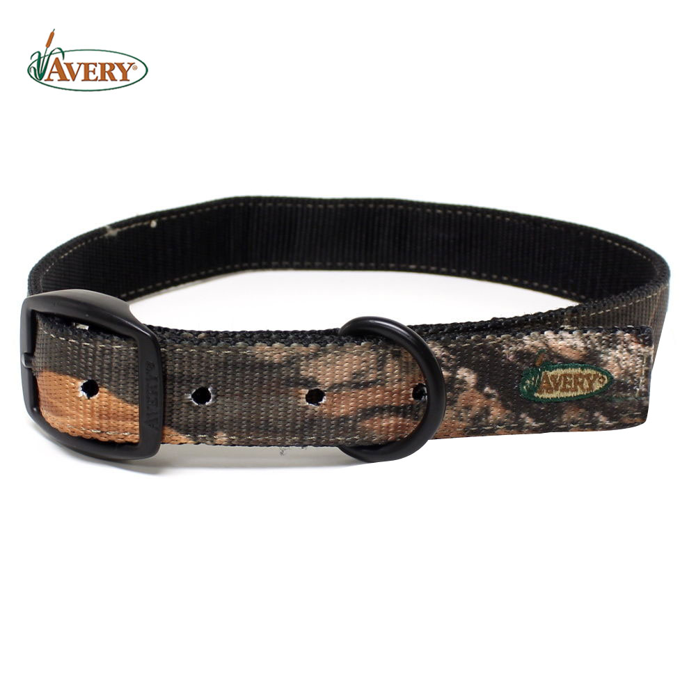 Avery Coated Dog Collar M MOBU