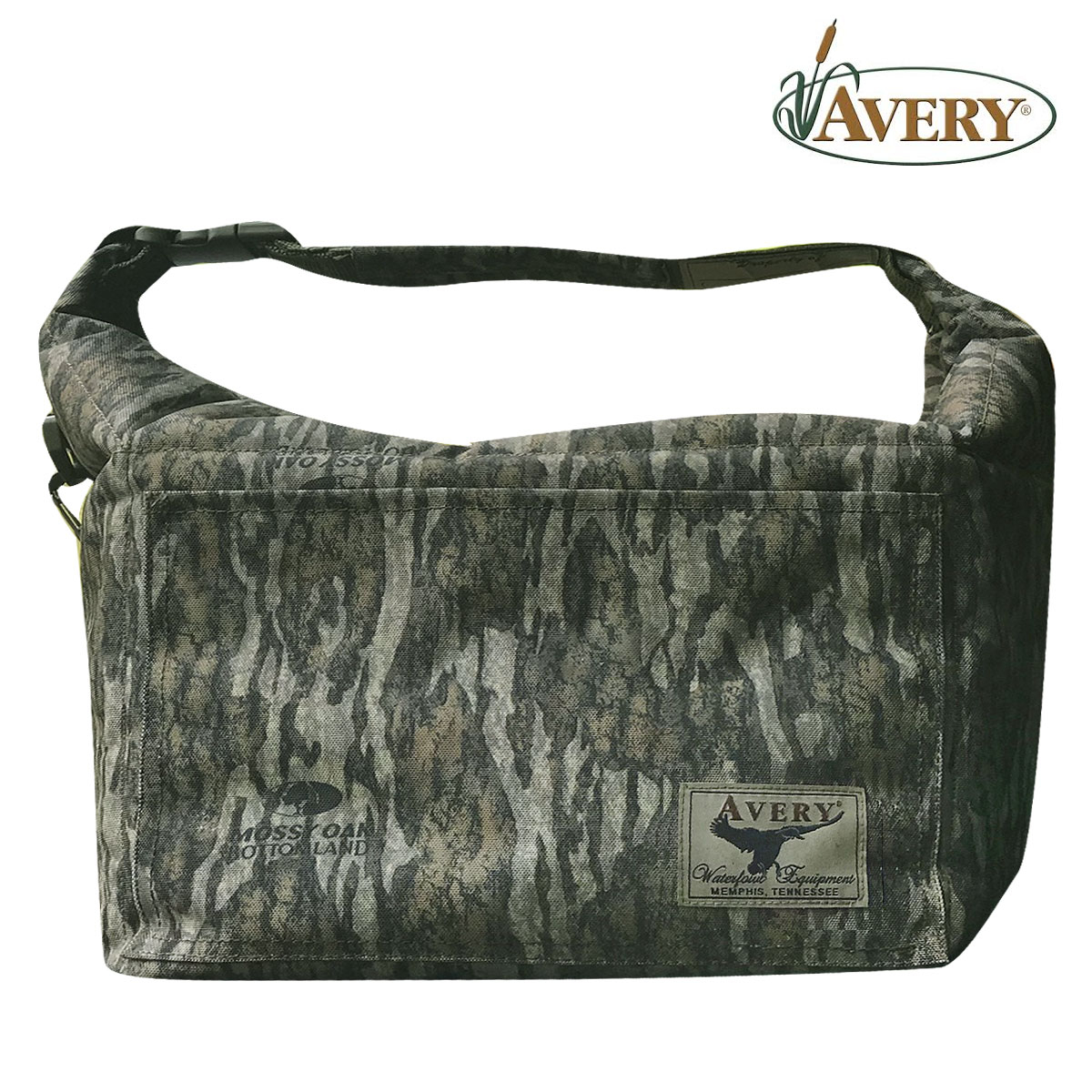 Avery Outdoors Soft Sided Cooler 24 ct MOBL