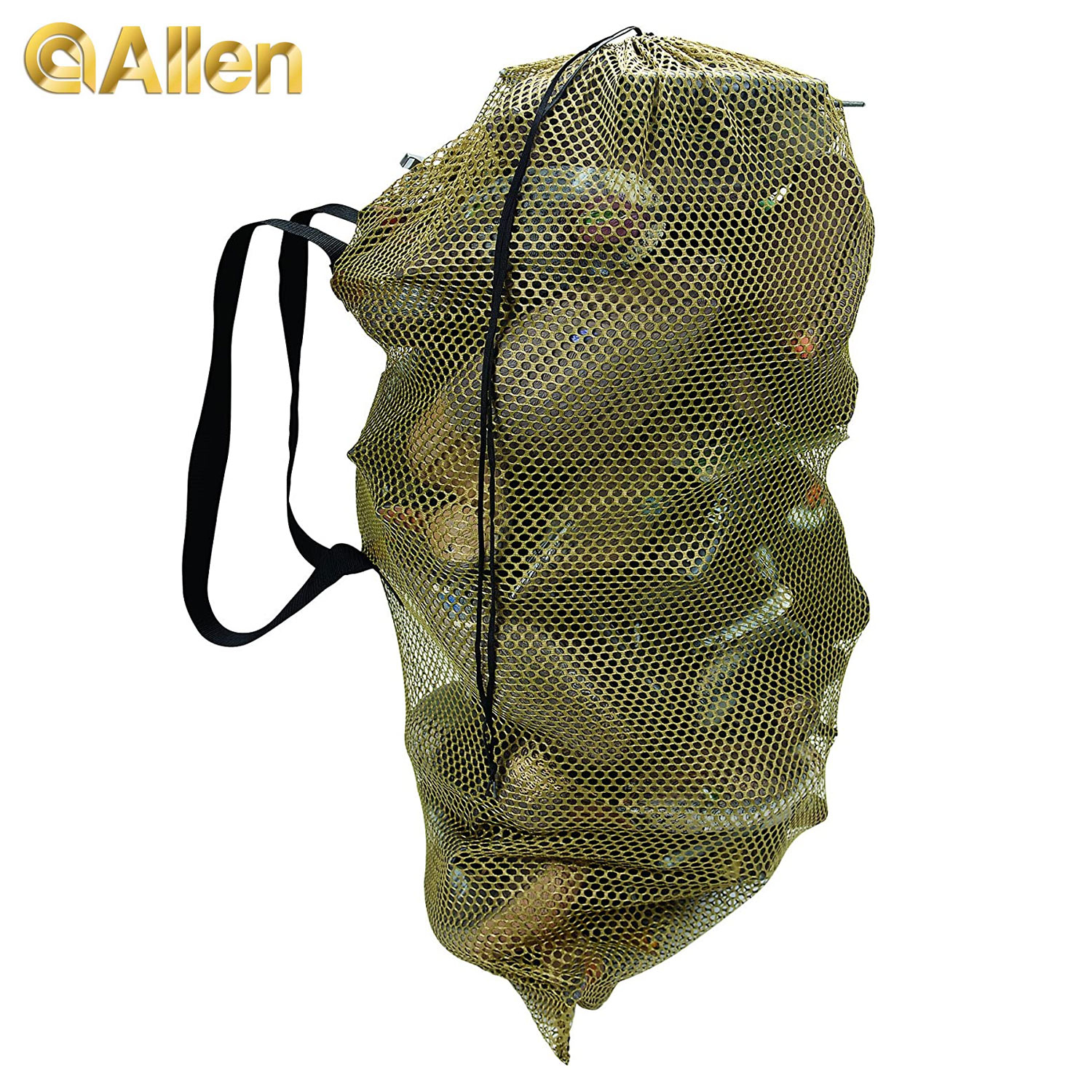 Allen Co. Magnum 47″x50″ Mesh Decoy Bag- Tan