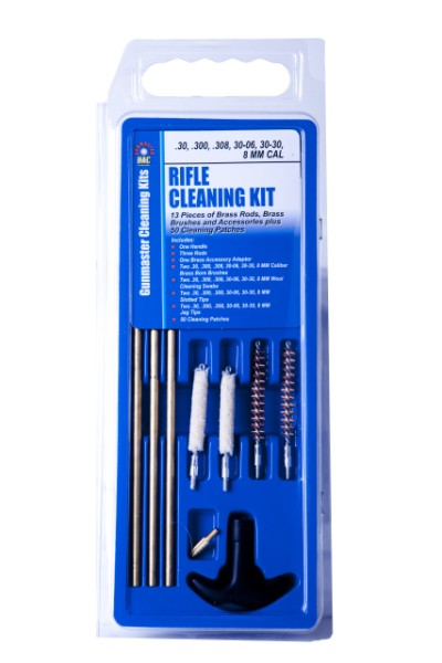 Gunmaster .30 cal 13-pc Rifle Cleaning Kit