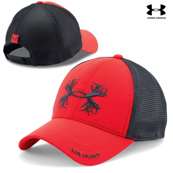 04476daa6e9 Under Armour Antler Mesh Cap