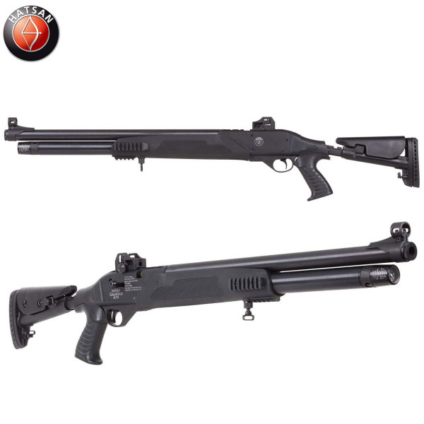 Hatsan Galatian Tact Semi-Auto PCP Air Rifle