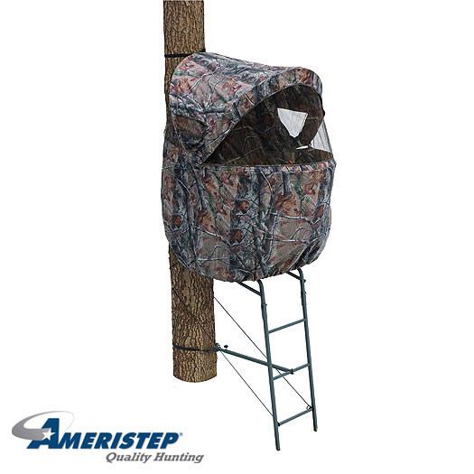 Ameristep Tree Stand Ladder Blind Field Supply