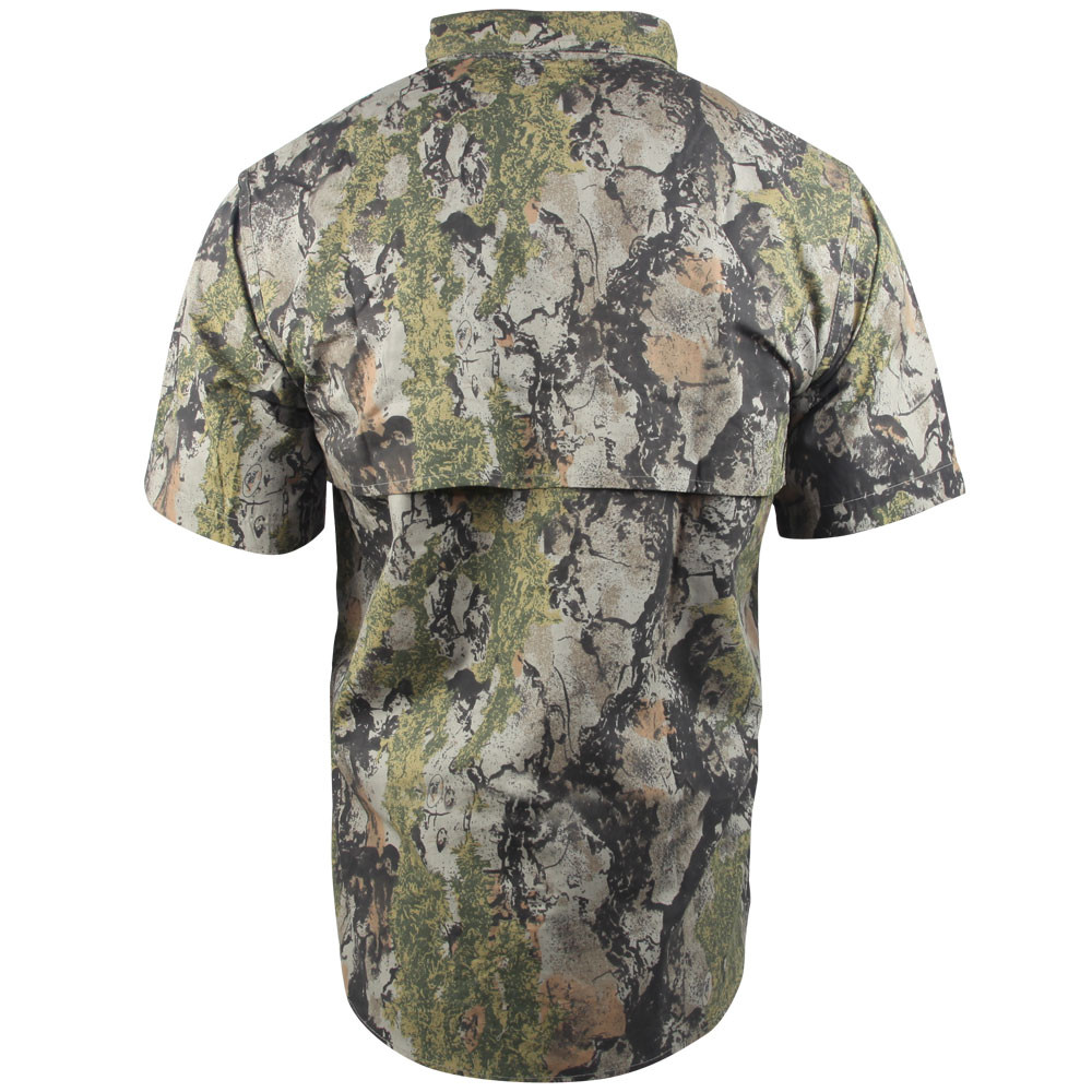 Natural Gear Vented S S Shirt M Field Supply