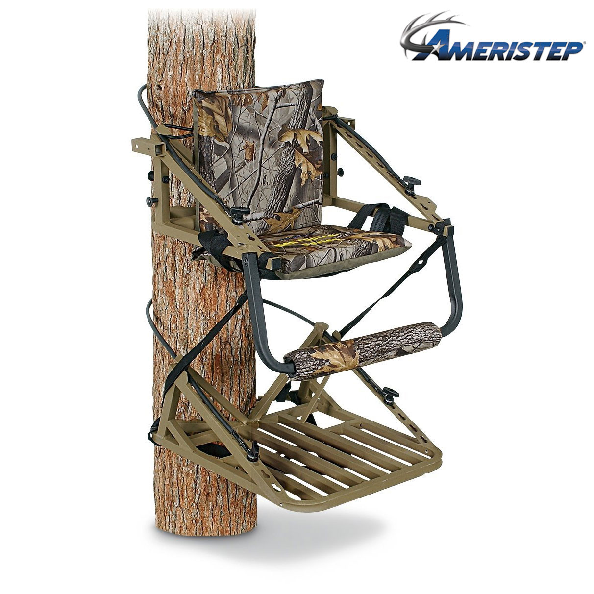 Ameristep Non Typical Hitman Climbing Tree Stand Field