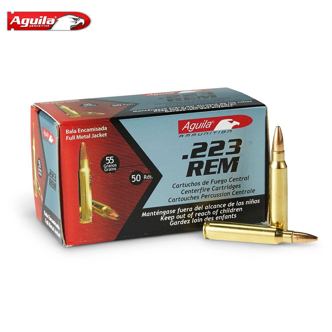 Aguila Match Competition Lead 22LR 40gr Box50